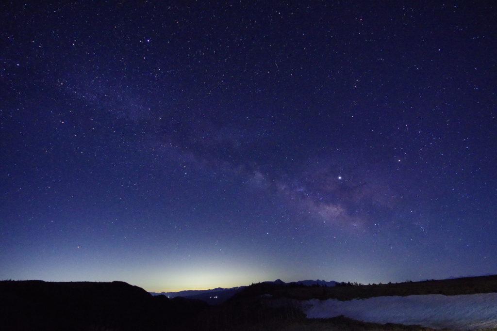 夏の星座と天の川 PENTAX K-S2 & SIGMA 8-16mm F4.5 DC HSM
